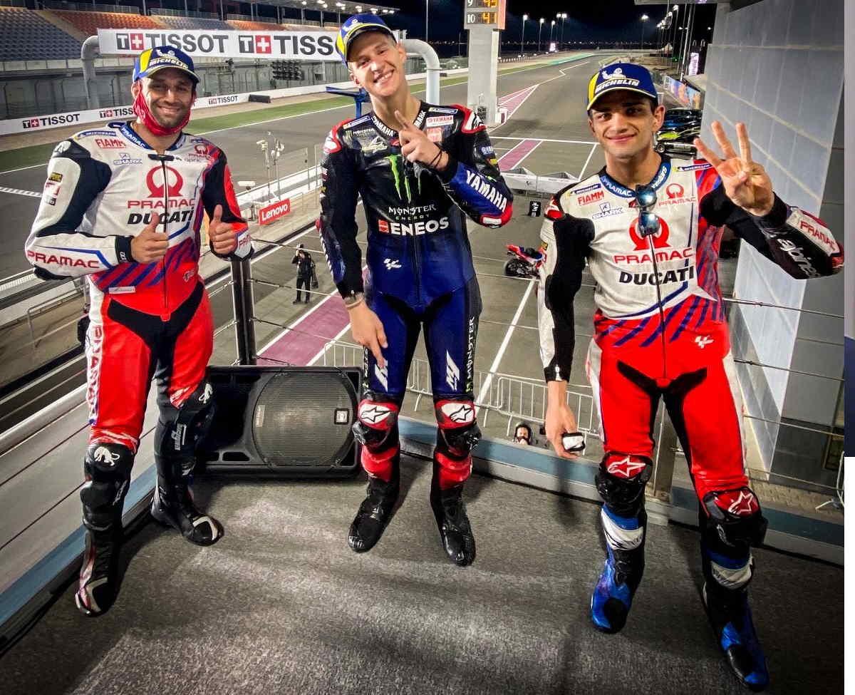 MotoGP, stavolta è la Yamaha di Quartararo ad aggiudicarsi la seconda gara sul circuito di Losail