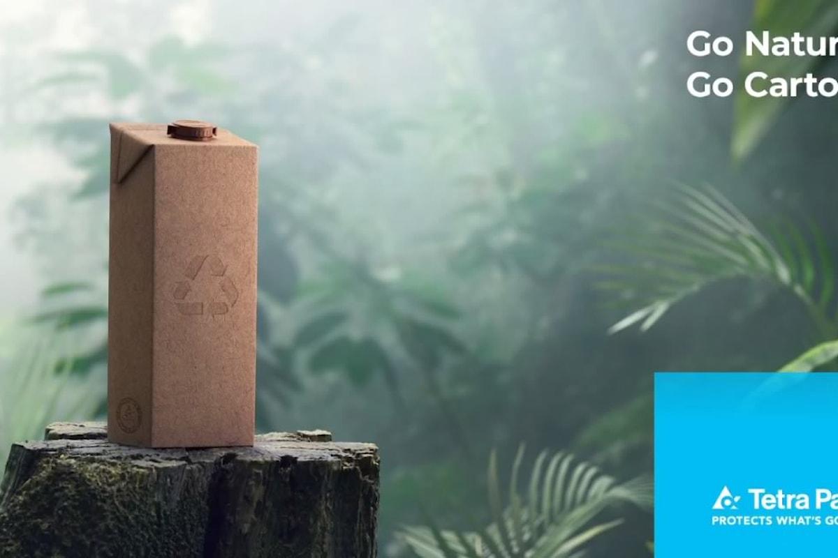 """Tetra Pak festeggia 40 anni in Tailandia con la campagna """"Go Nature. Go Carton"""""""
