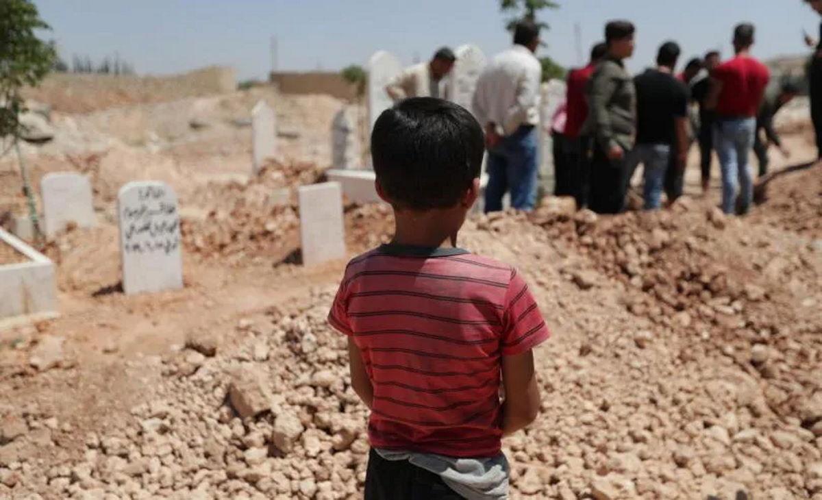 Save the Children: aumentato il numero di suicidi e di tentativi nel nord ovest della Siria e uno su cinque è compiuto da minori