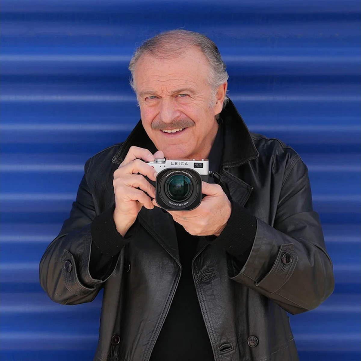 Il grande fotografo Augusto De Luca si racconta