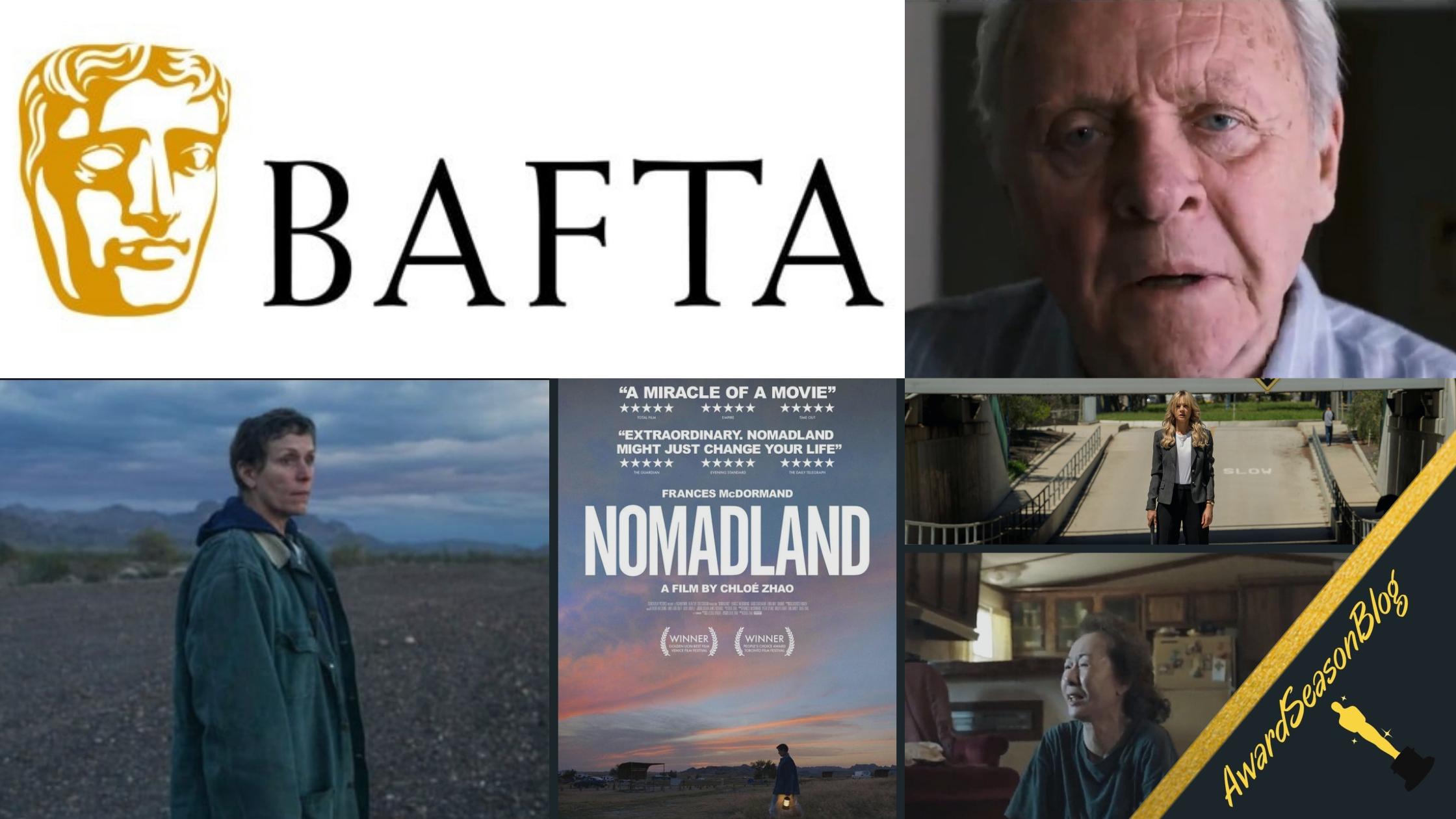 BAFTA 2021: Nomadland di Chloé Zhao eletto miglior film dell'anno