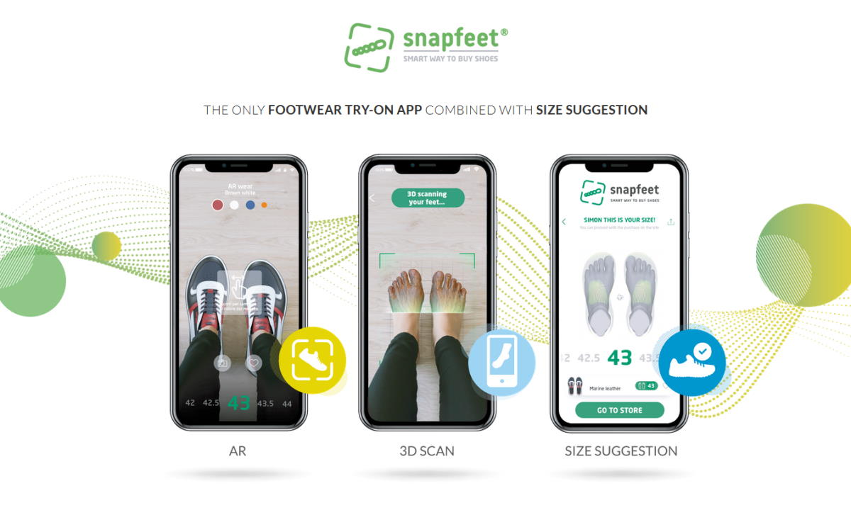 Snapfeet pronta a lanciare l'app nel mondo, parte il crowdfunding