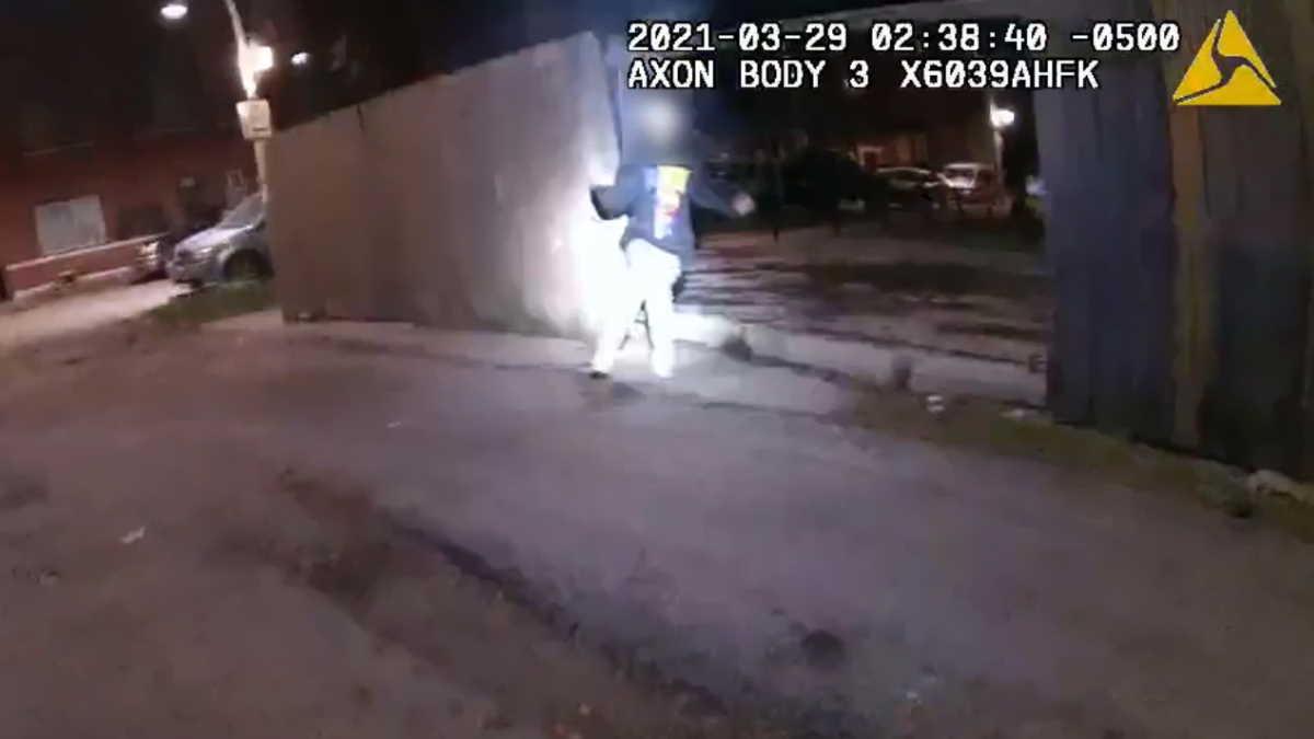 Usa: pubblicate le immagini dell'incidente avvenuto a Chicago