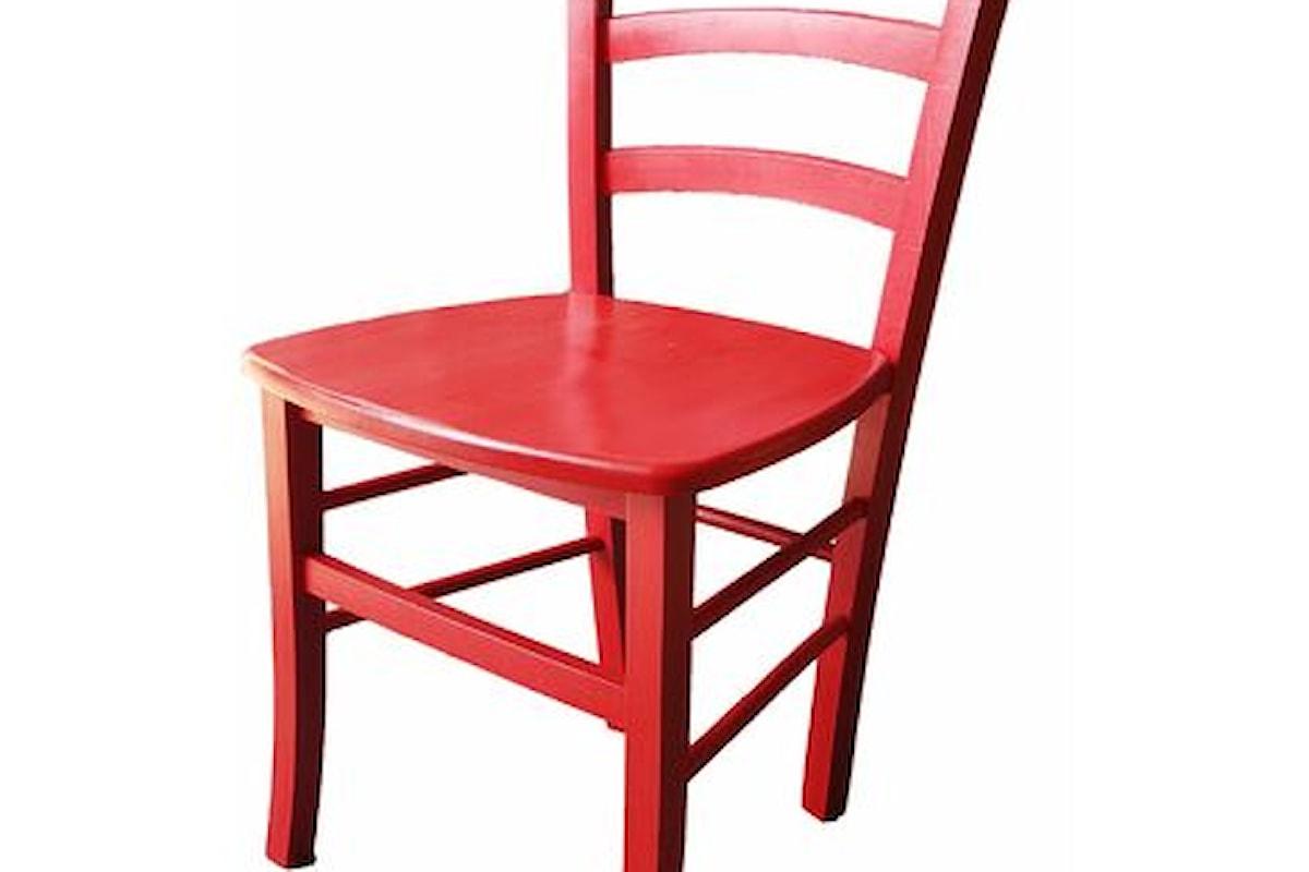 La sedia rossa - I (breve novella a puntate)