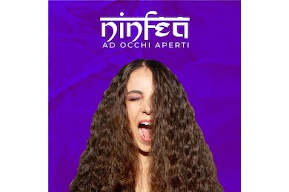 """NINFEA, """"Ad occhi aperti"""" è l'esordio in radio della giovane cantautrice trentina"""