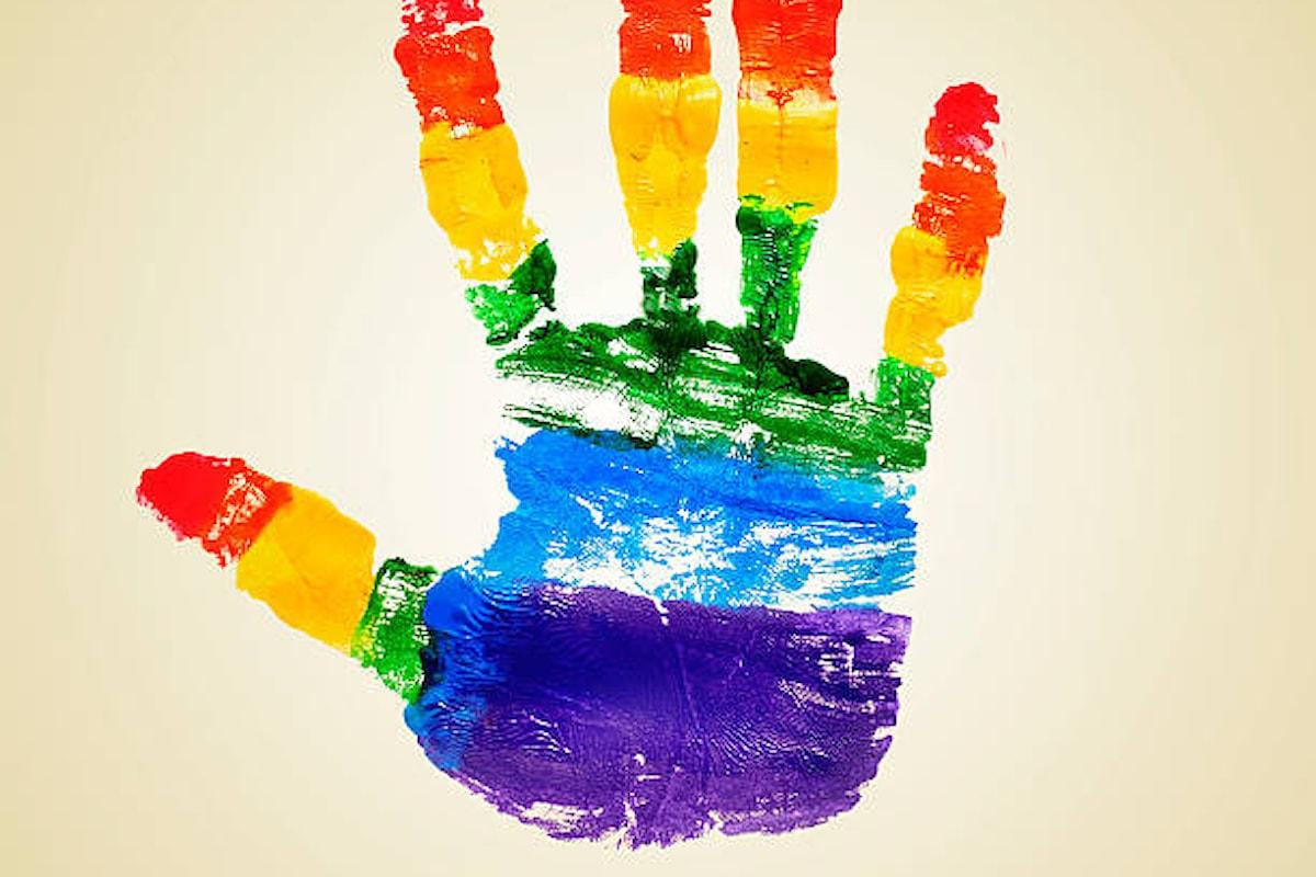 17 maggio 2021 #DirittodiEssere - Campagna contro l'omolesbobitransfobia
