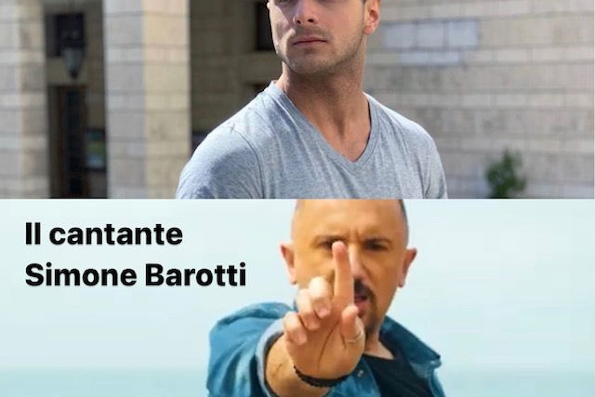 Amami da Ora. Il nuovo singolo di Simone Barotti diventa virale su TikTok grazie al famoso influencer romano Marco Matteucci