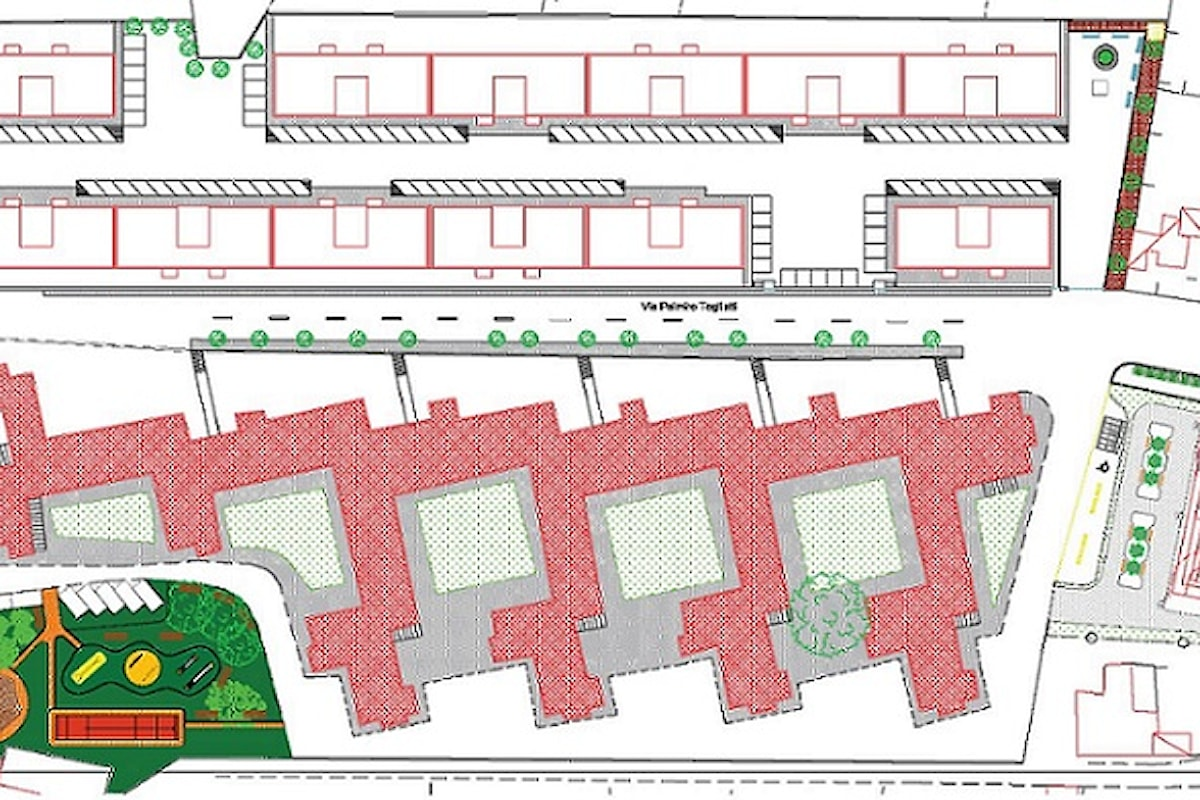 Milazzo (ME) - Riqualificazione area urbana di Fiumarella