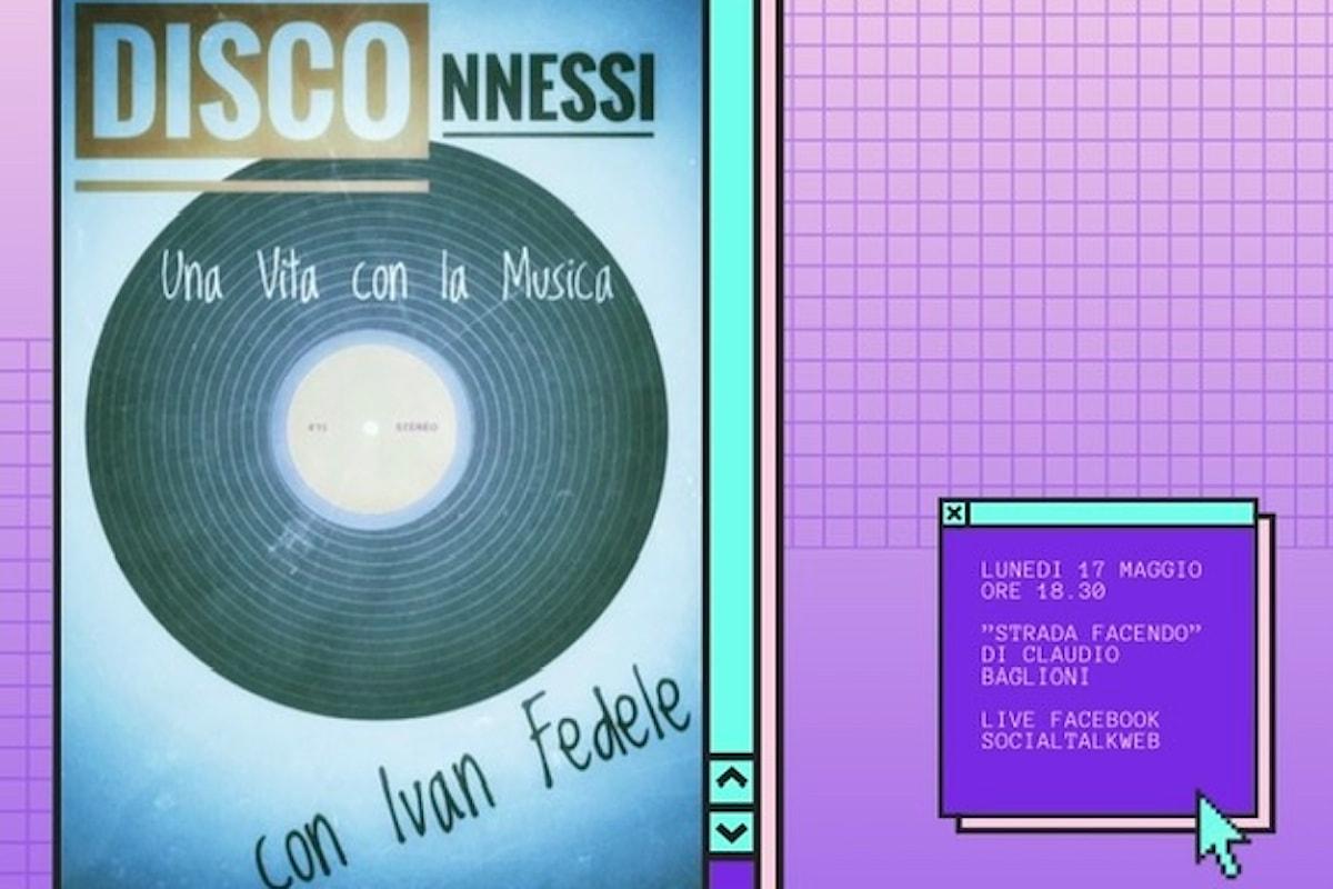 DISCOnnessi è la nuova rubrica targata SocialTalkWeb da un'idea di Ivan Fedele