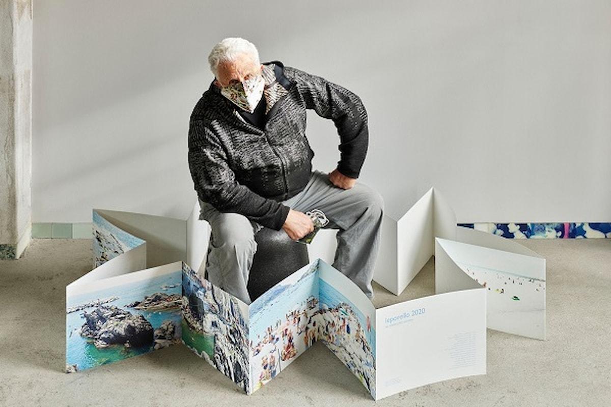 Visionarea Art Space presenta: MASSIMO VITALI in Leporello 2020. No Country for old men