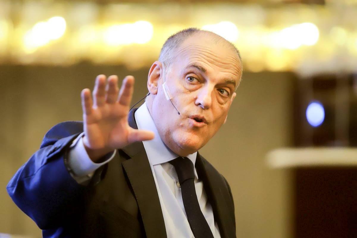 Vicenda Super League: il nuovo attacco del presidente de LaLiga a Real Madrid, Barça e Juventus