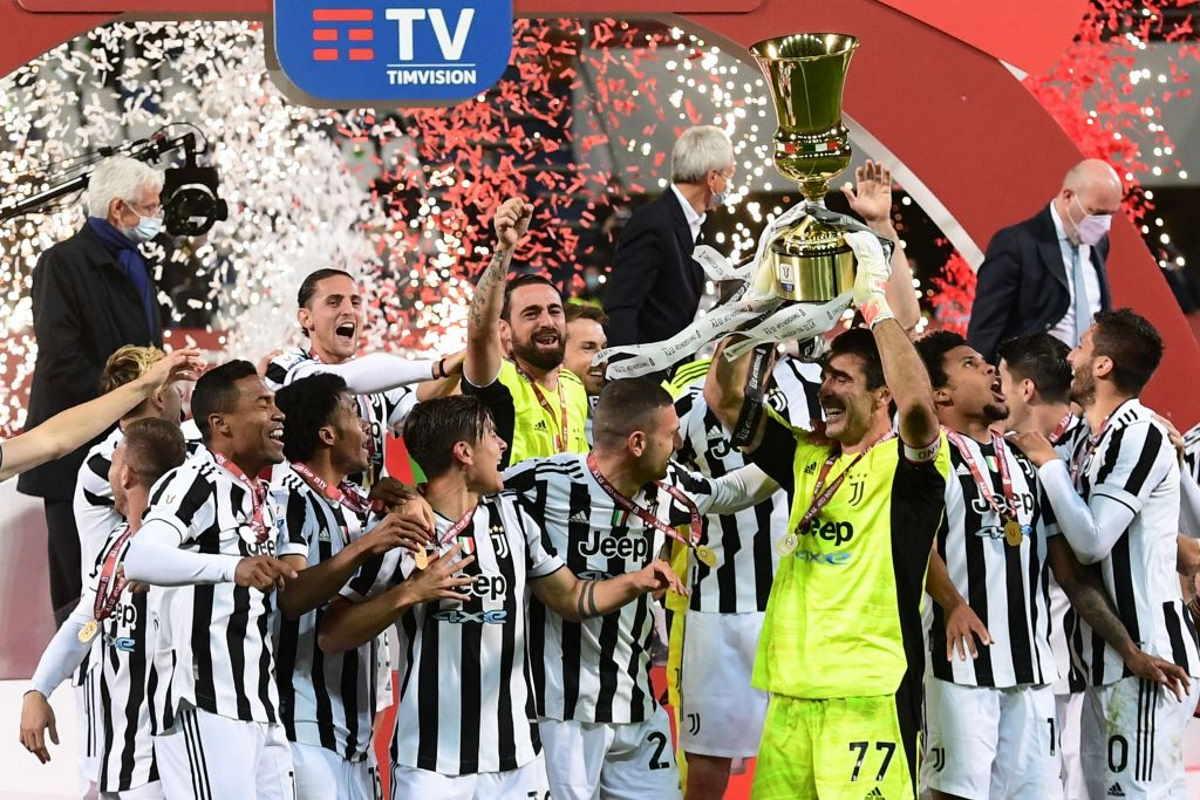 La Juventus si aggiudica la Coppa Italia 2020/21 battendo l'Atalanta per 2-1