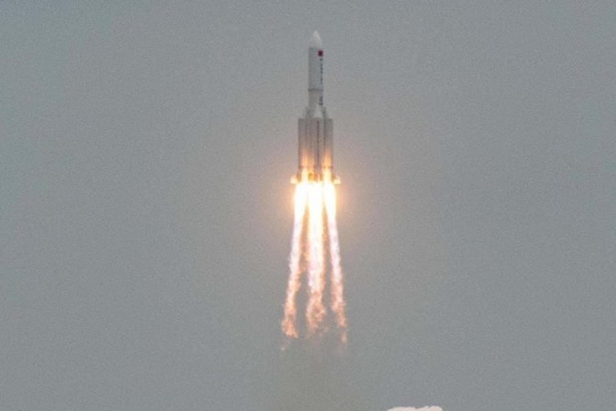 Milazzo (ME) - Razzo spaziale cinese in caduta: allerta anche nel territorio mamertino