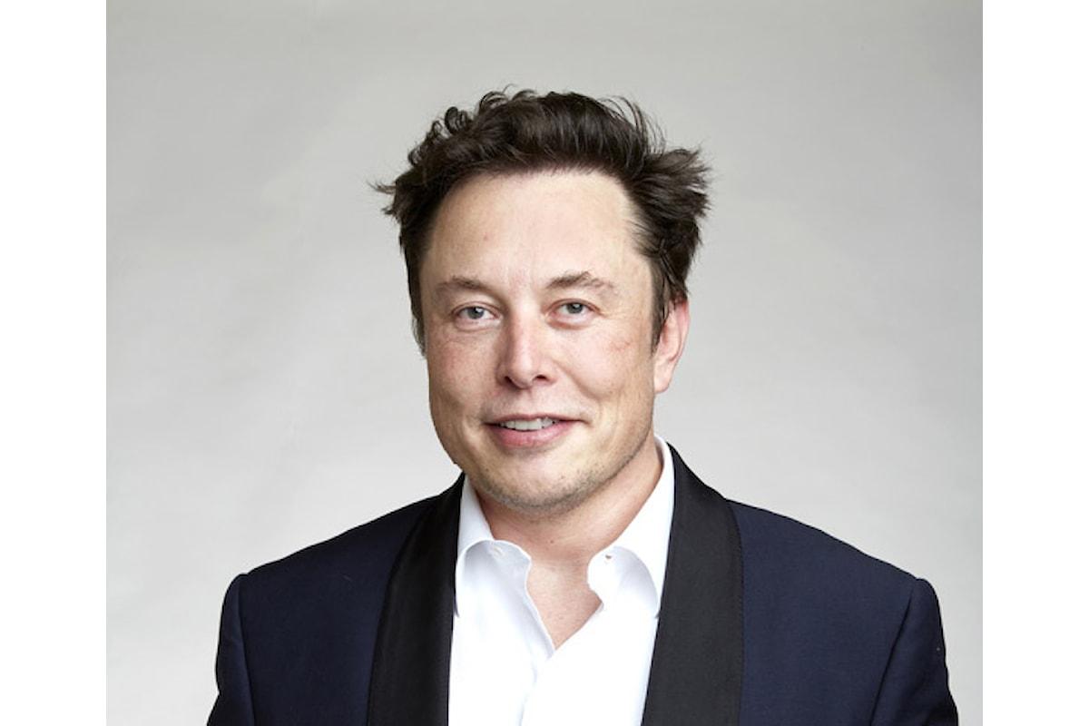 Elon Musk e l'ex Ilva