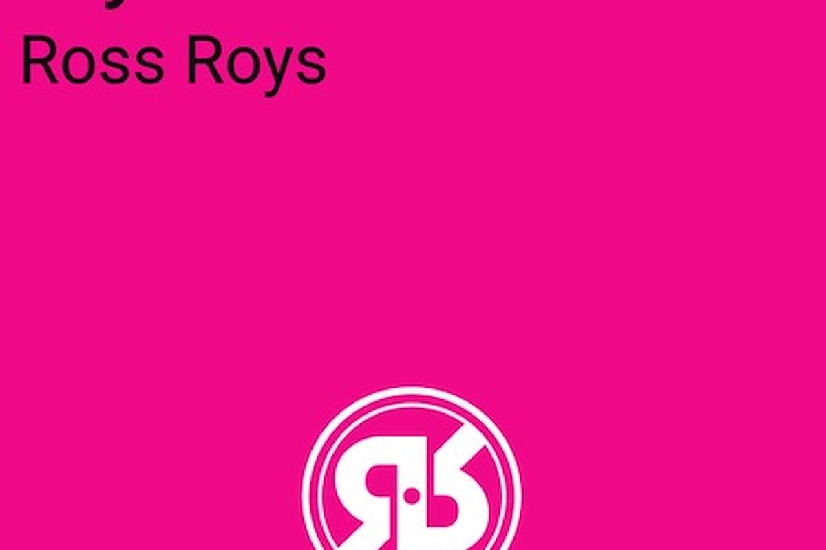 Con il singolo My Heartbeat al via la Ross Roys Records