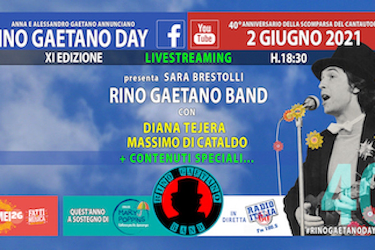#RinoGaetanoDay2021