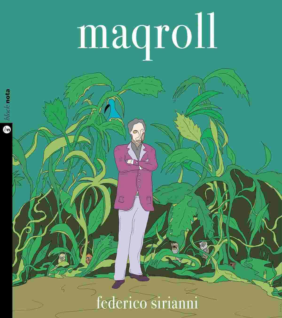 """FEDERICO SIRIANNI, """"Maqroll"""" è il nuovo album liberamente ispirato ai romanzi di Alvaro Mutis"""