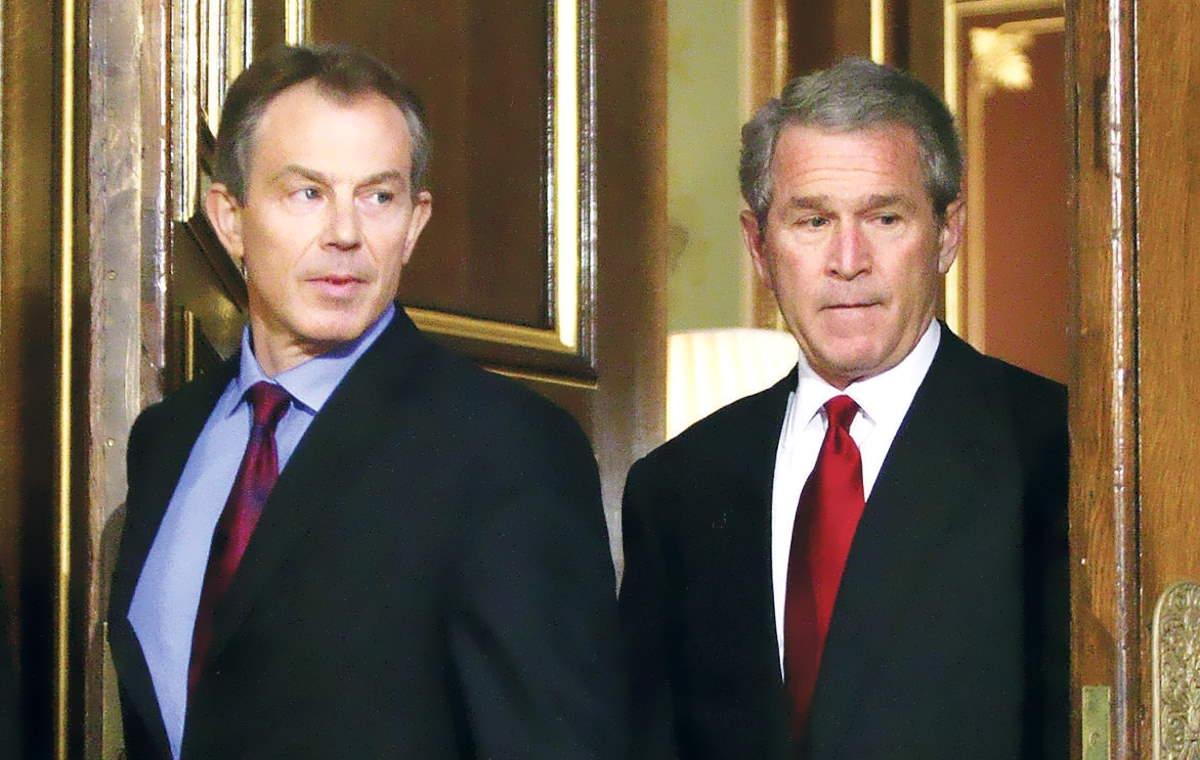 Mladic condannato definitivamente all'ergastolo per il genocidio di Srebrenica, ma Bush e Blair per l'Iraq non sono neppure andati a processo