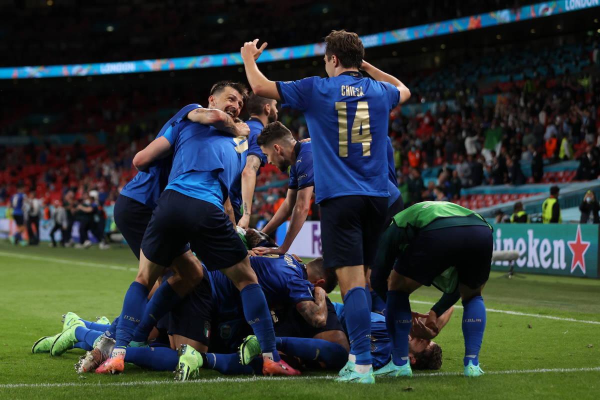 Euro 2020, l'Italia va ai quarti superando con molta fatica l'Austria per 2-1