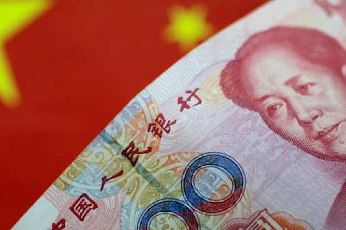 Mercati finanziari più prudenti nei confronti della Cina