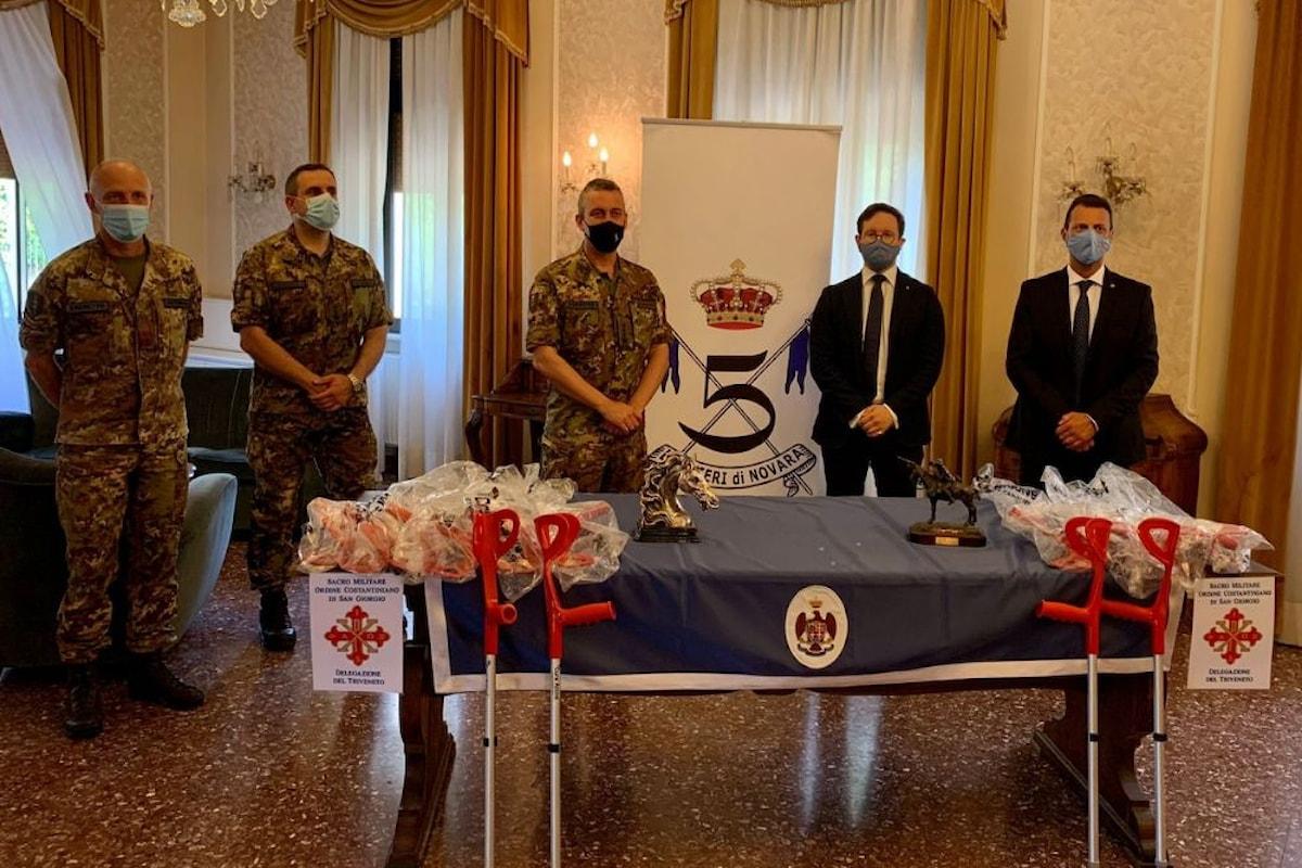 Delegazione dell'Ordine Costantiniano di San Giorgio dai Lancieri di Novara