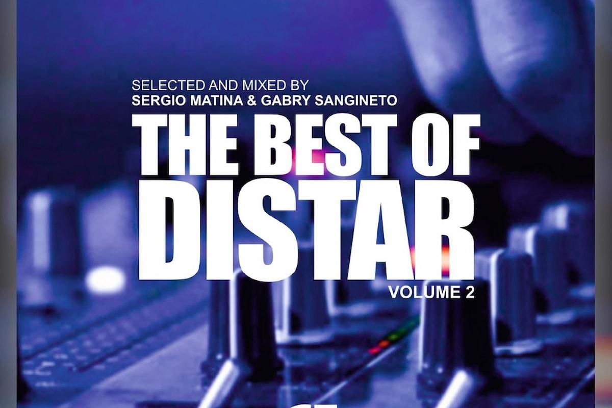 Sergio Matina & Gabry Sangineto, Top Italian DJ/Producers Duo già noto in tutto il mondo, confezionano per la Distar Records The Best Of Distar Vol.2 La Compilation!