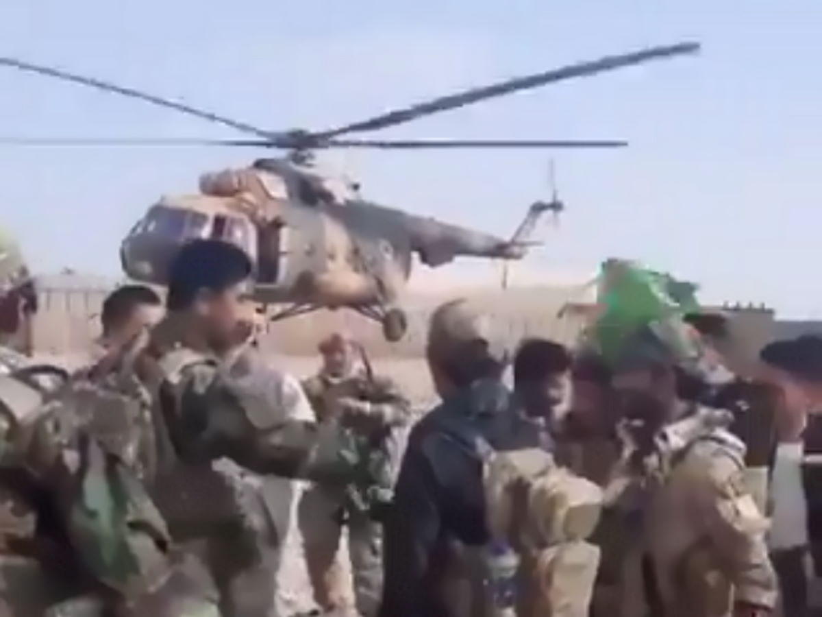Continua l'offensiva talebana in Afghanistan, sotto attacco adesso è Sheberghan