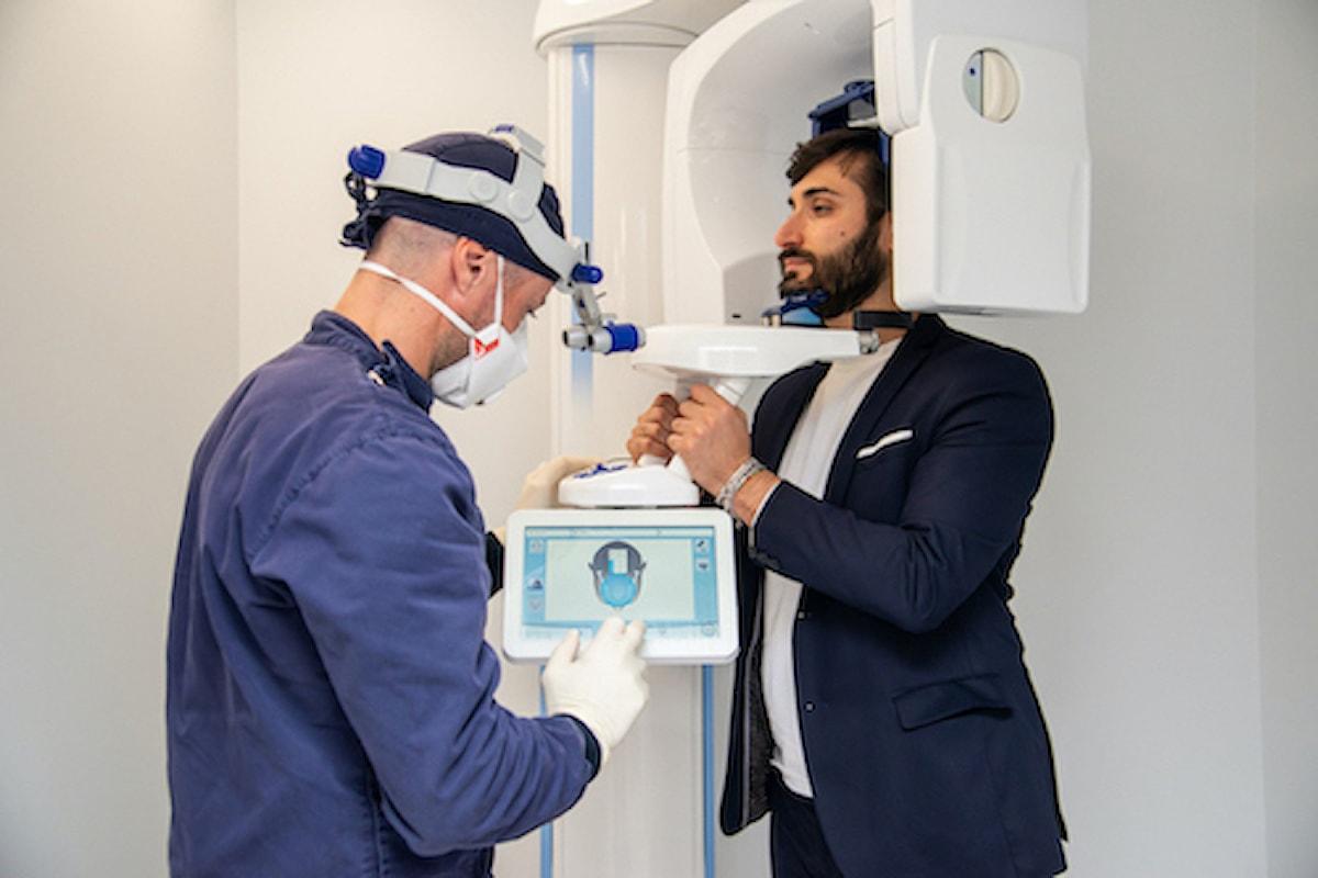 Un nuovo sorriso, senza vedere il dentista, o quasi: M.I.D.A. eil Prof. Scavia innovano