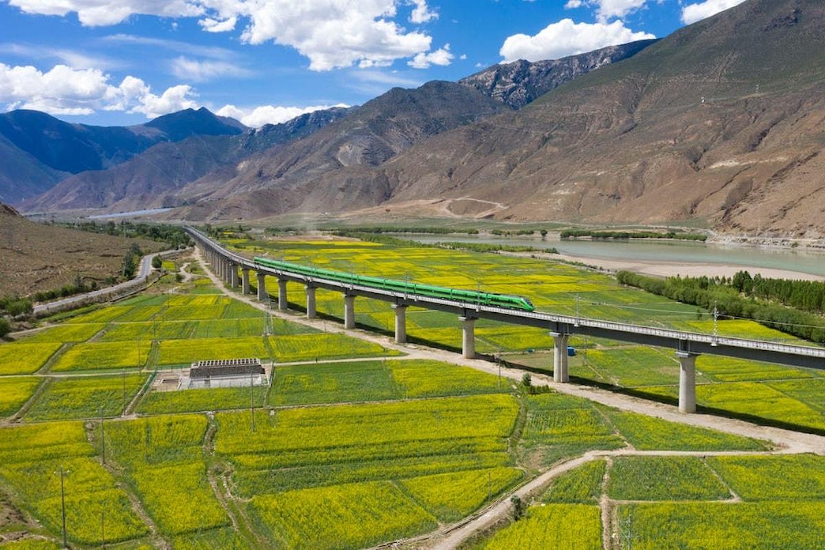 L'evoluzione del Tibet negli ultimi 70 anni