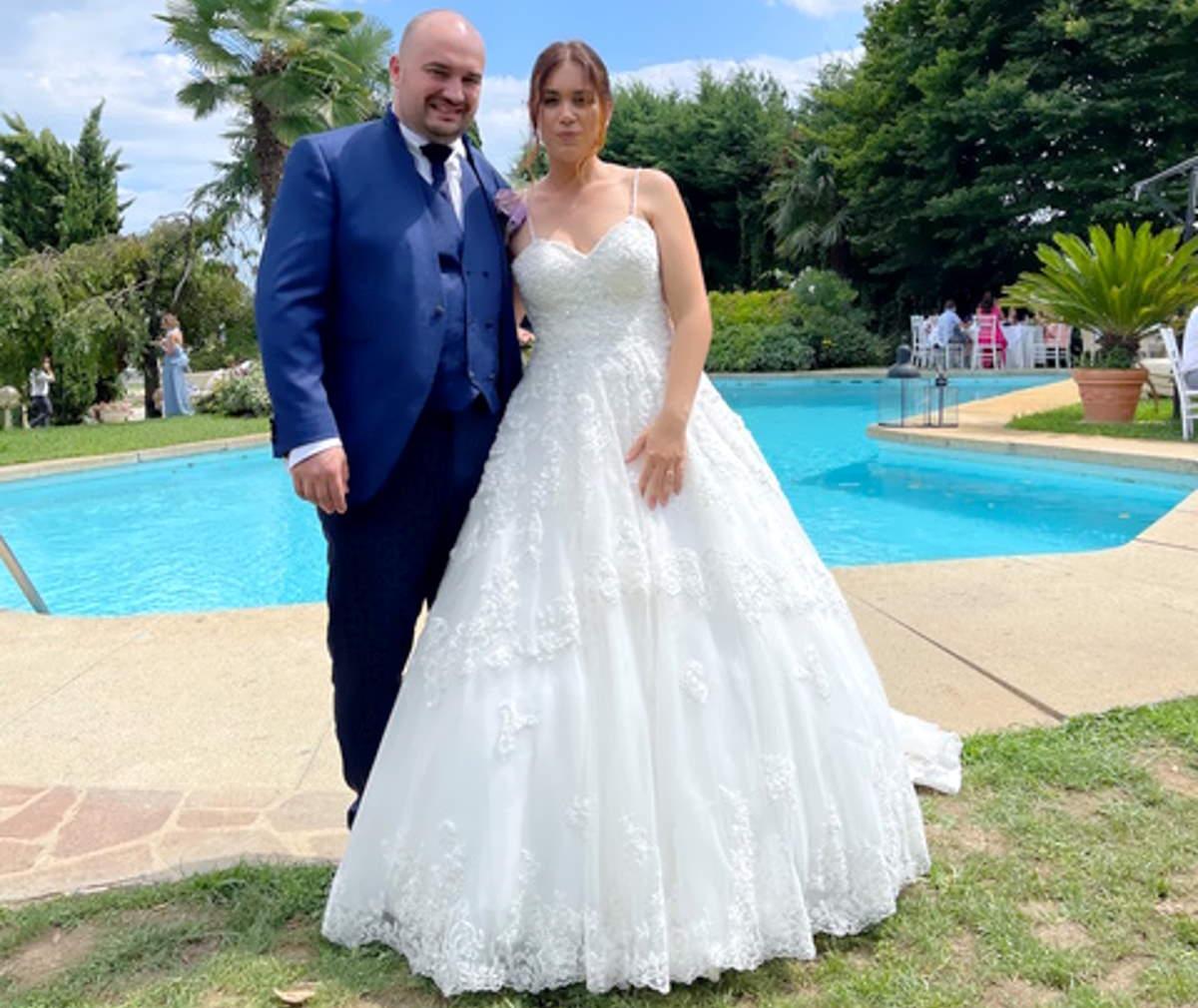 Si è sposato Marco Bollani, organizzatore di eventi e matrimoni e dj