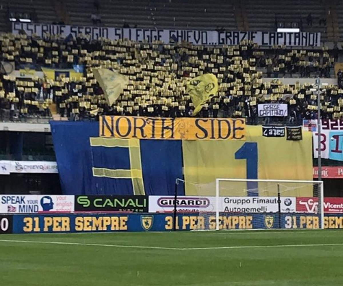 Addio Chievo, la società clivense non ripartirà neppure dalla Serie D