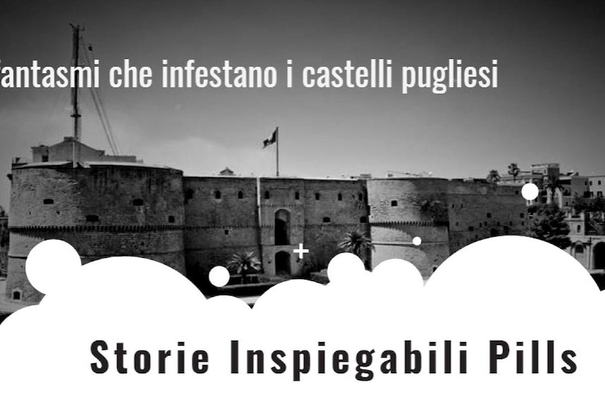 Storie di fantasmi e castelli pugliesi