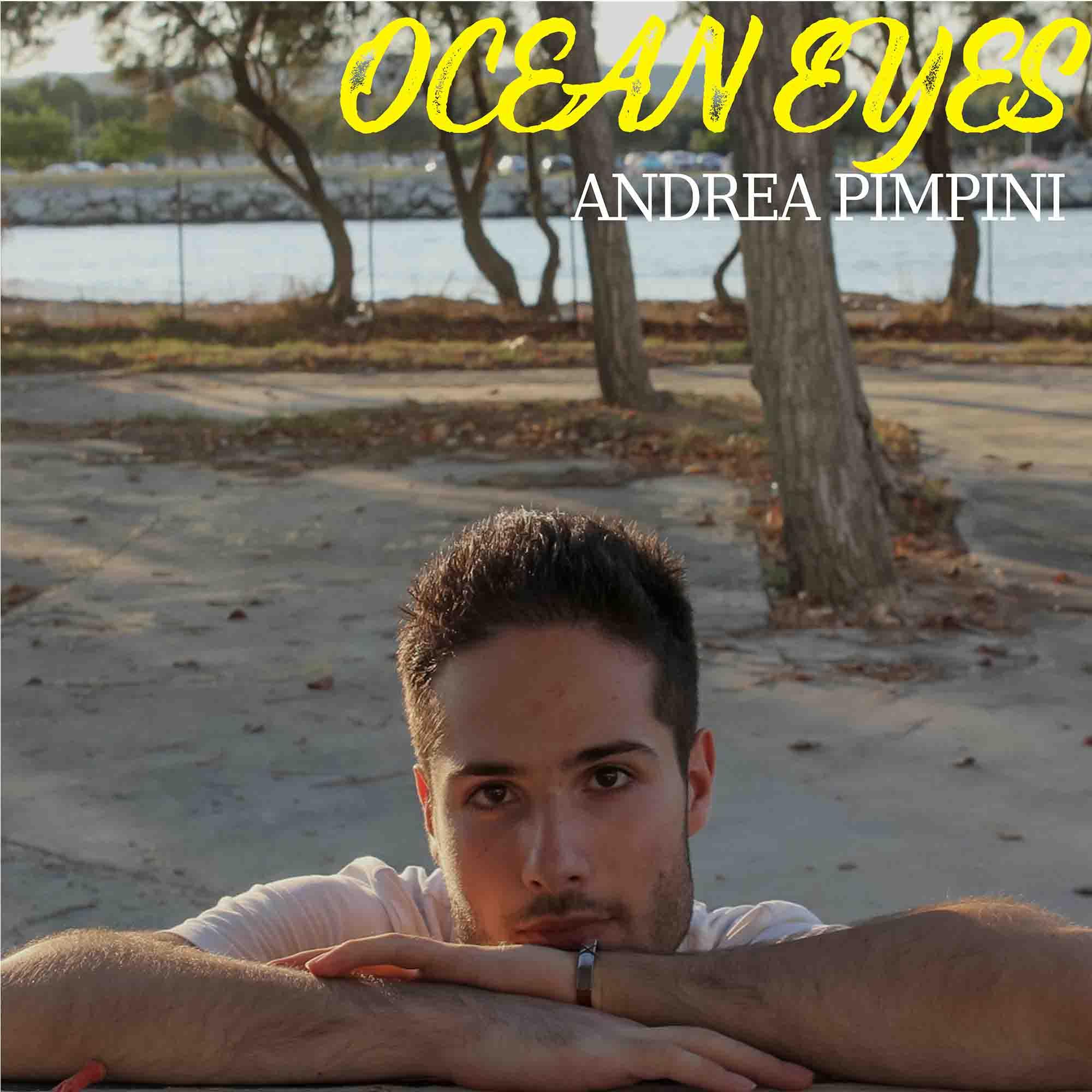 "Esce oggi ""Ocean Eyes"" di Andrea Pimpini"