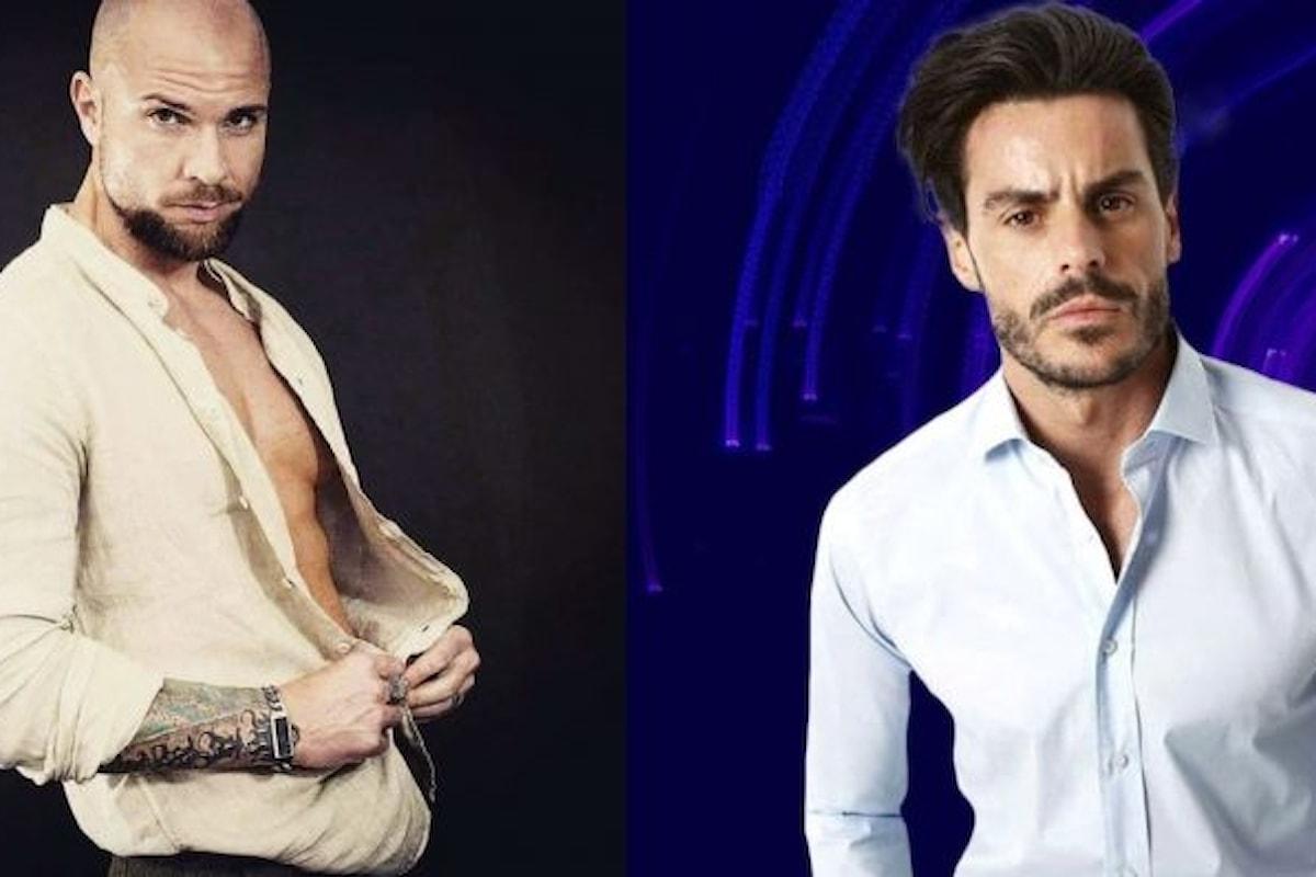 GF Vip 6, Miky Falcicchio attacca Andrea Casalino: Ho vinto io Mister Italia 2010