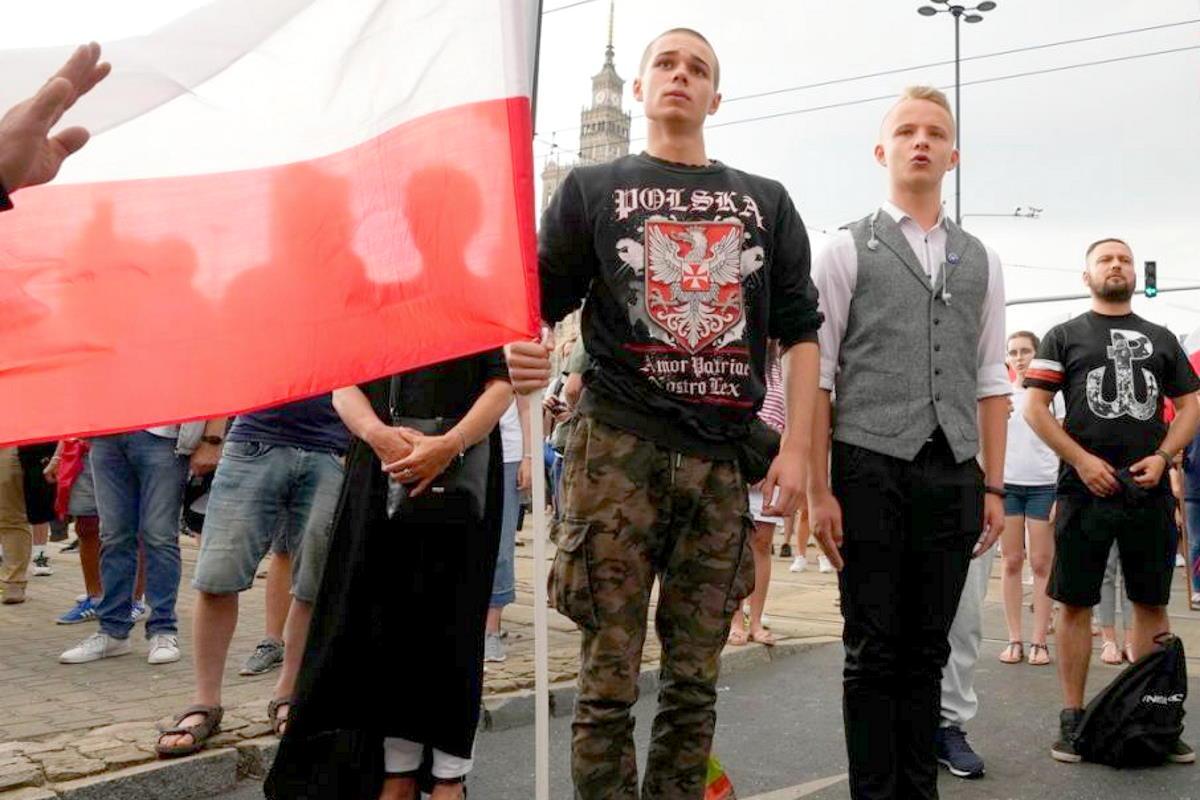 I sovranisti polacchi vogliono far uscire la Polonia dall'Unione europea?