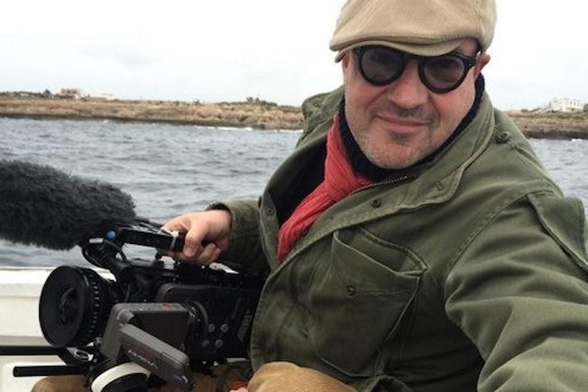 Gianfranco Rosi in concorso a Berlino con il documentario Fuocoammare