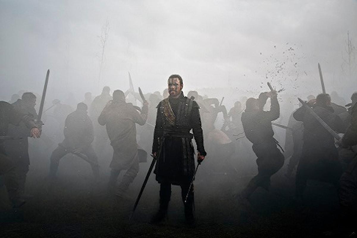 La recensione di Macbeth con Michael Fassbender