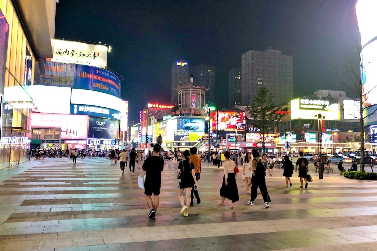 Due giorni nella capitale dello Hunan: Changsha