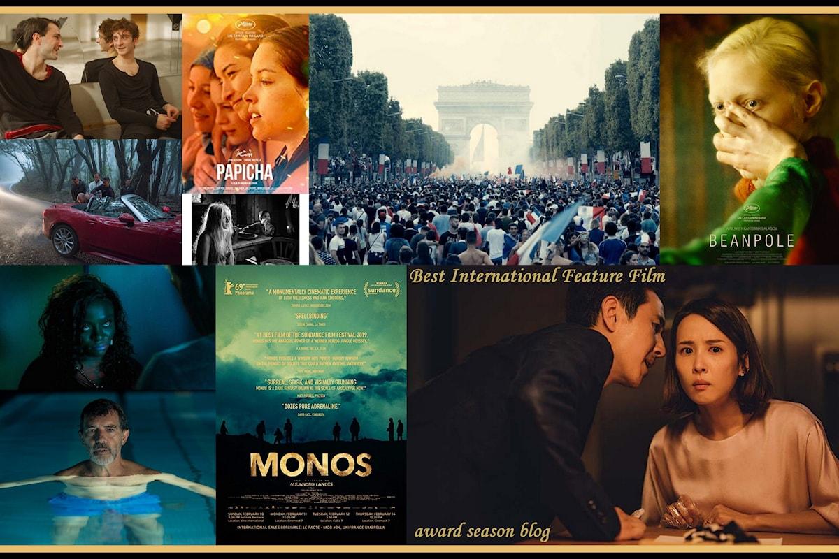 Quali sono i film stranieri più quotati per conquistare la nomination all'Oscar per il Miglior film internazionale?