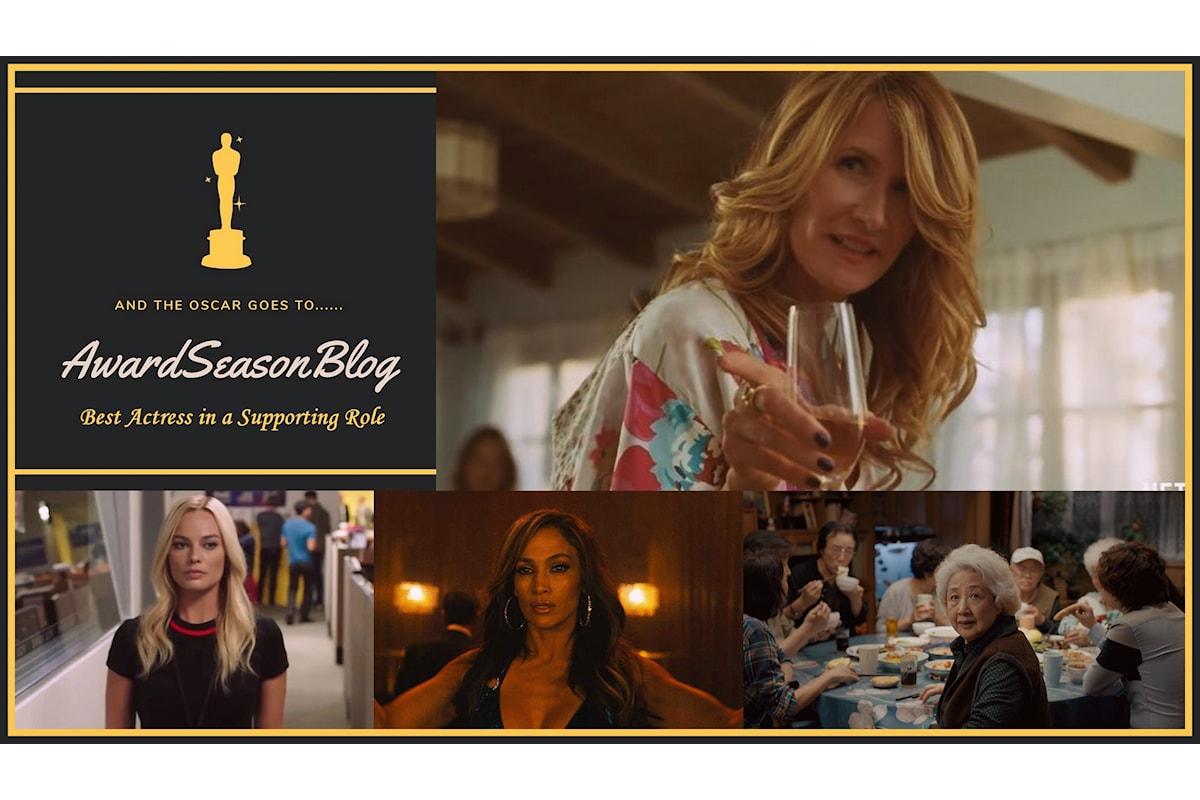 Quali sono le attrici favorite agli Oscar 2020 per la categoria Miglior attrice non protagonista? (previsioni dicembre)