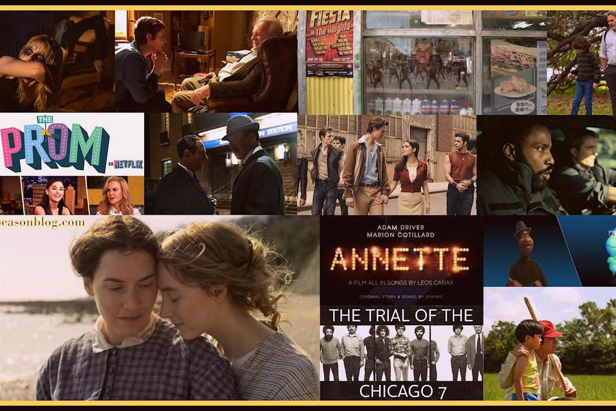Oscar 2021: quali sono i 30 film più attesi della prossima stagione?
