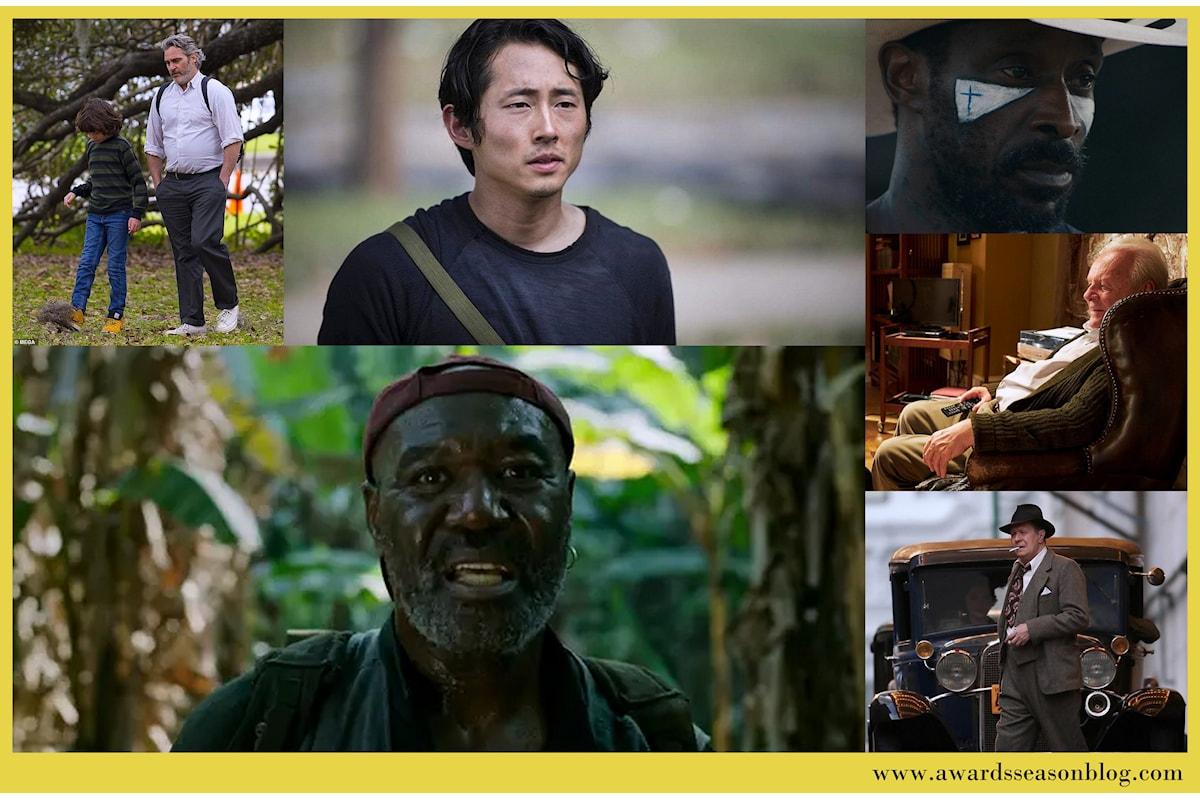 Oscar 2021: quali sono le 15 migliori interpretazioni maschili da tenere d'occhio?