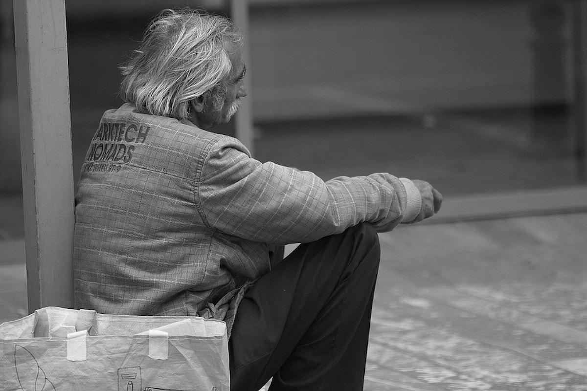 L'animo povero e l'uomo dalle tasche vuote