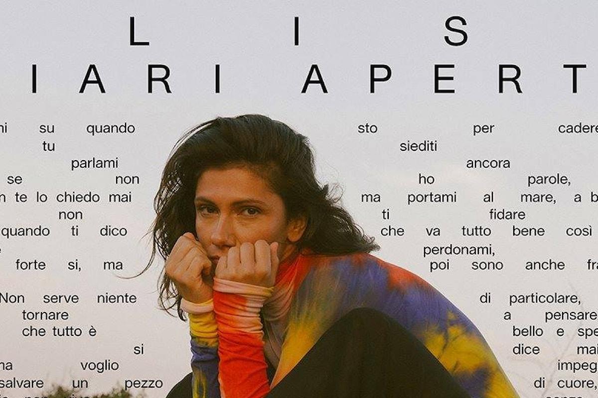 Il nuovo album di Elisa Toffoli