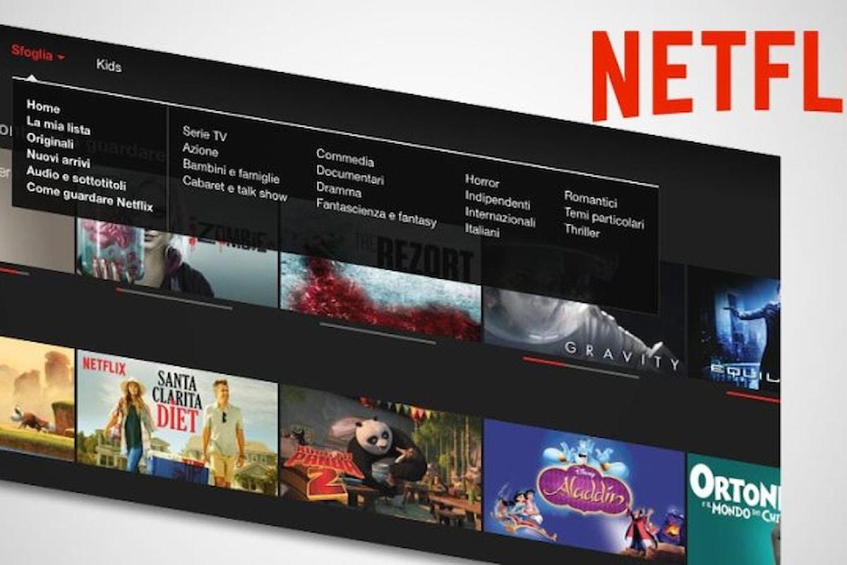 Scoperte le Categorie Nascoste di Netflix - Tutti i collegamenti segreti