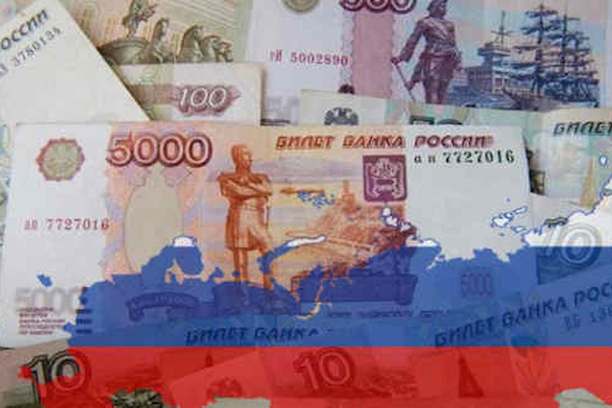 Valute, il rublo migliora ma rimane comunque un momento complicato