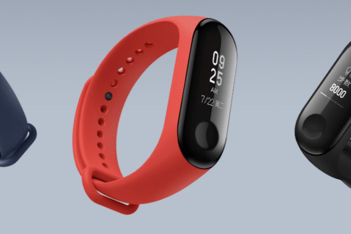 La Xiaomi Mi Band 3 è stata presentata ufficialmente, la smartband naturale evoluzione della Mi Band 2