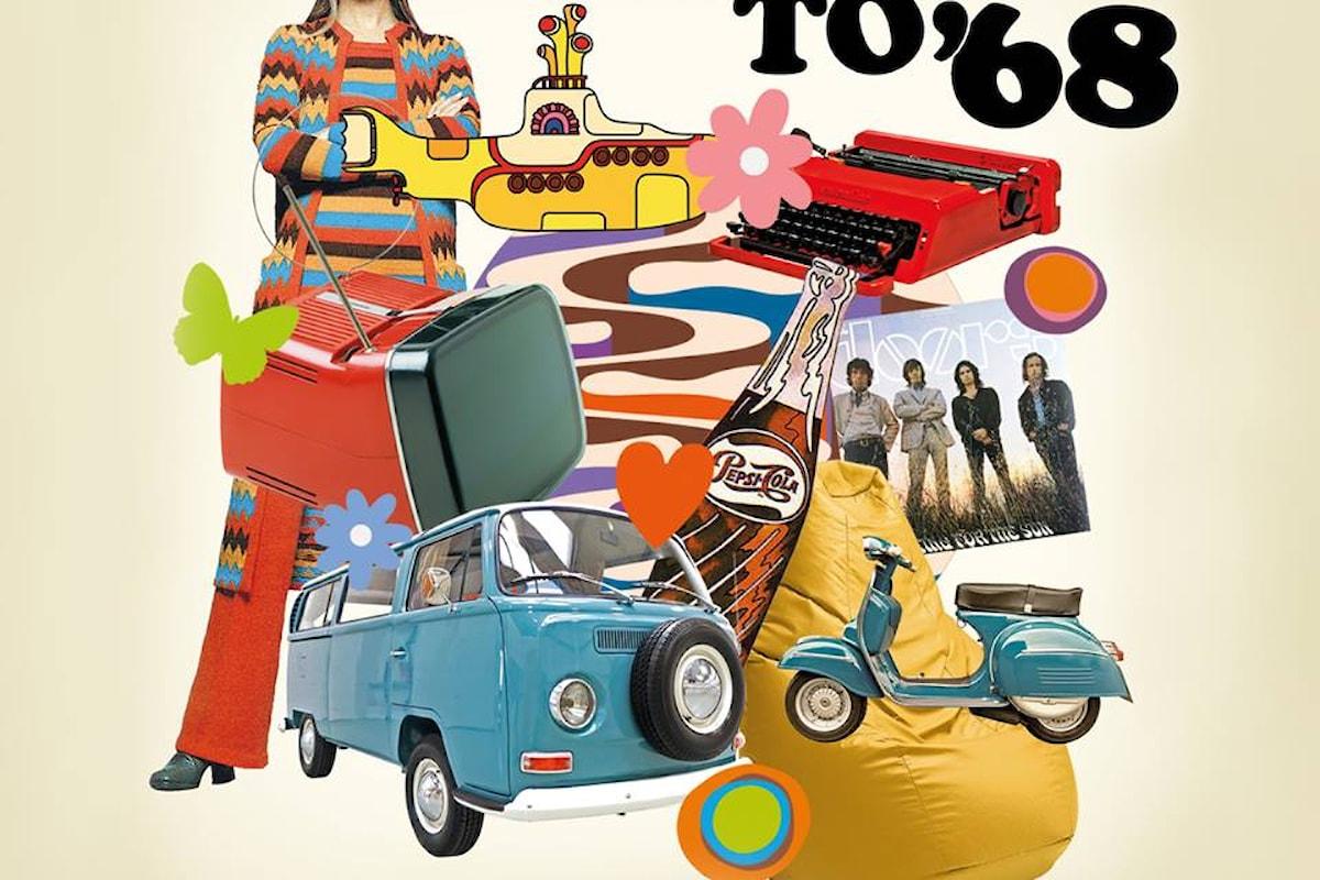 Dal 1 al 3 giugno Arezzo torna al 1968 con una grande festa a tema