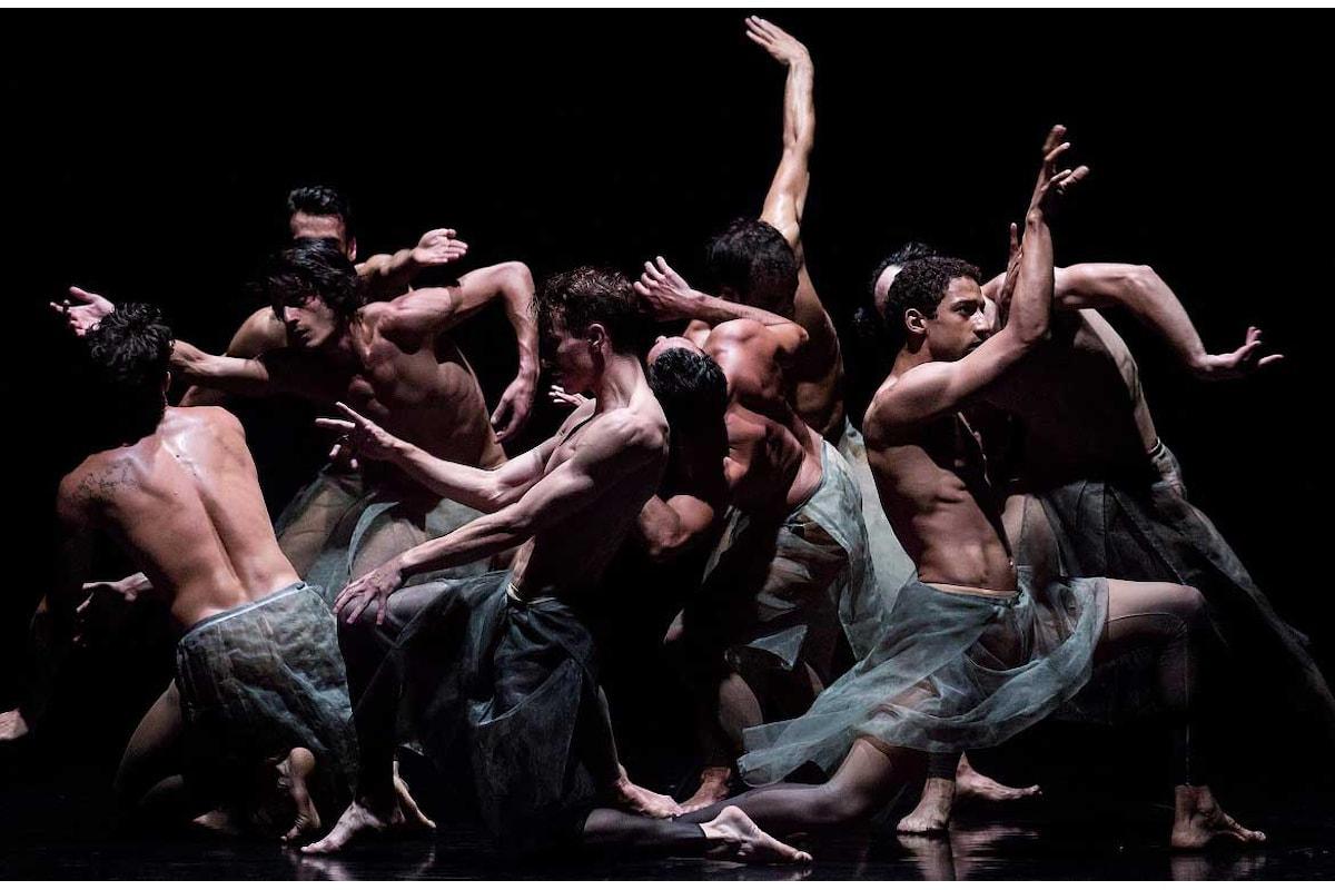 La compagnia Aterballetto al Teatro Olimpico con inedite coreografie