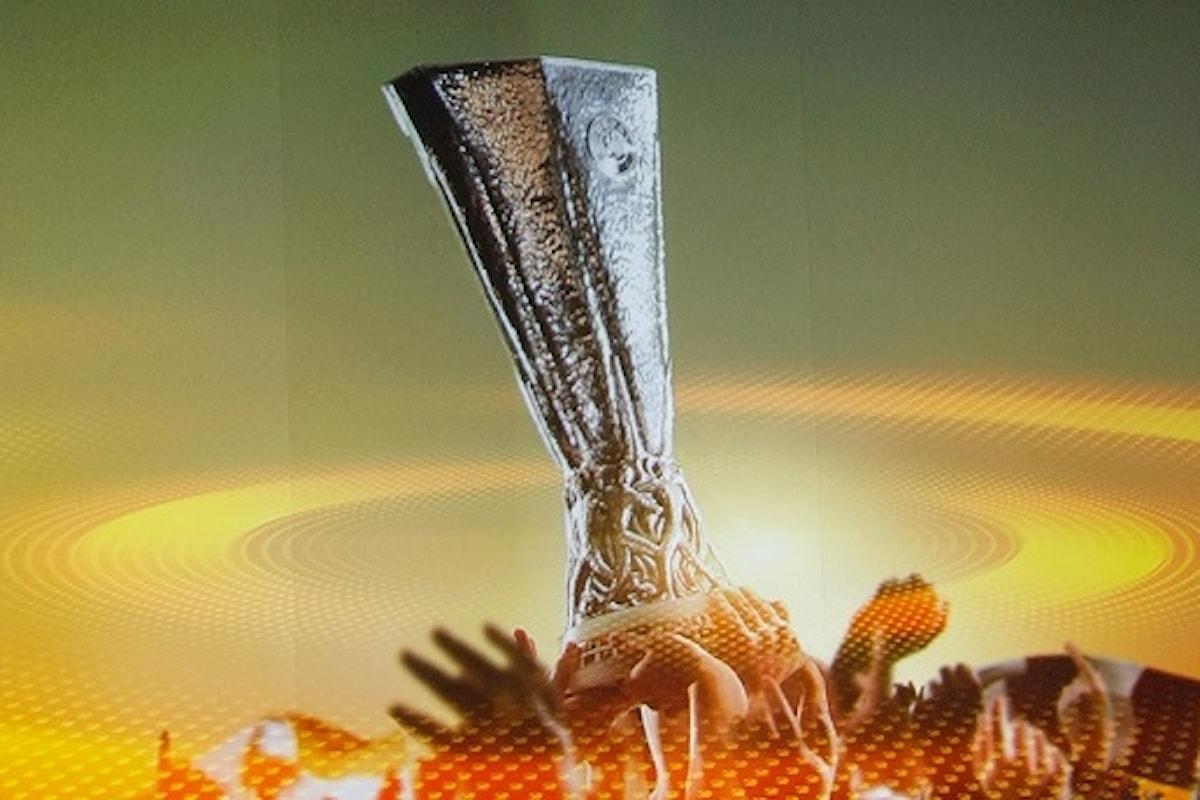 Il calendario delle partite di Europa League di giovedì 19 ottobre